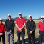 Lovejoy High School Boys Junior Varsity Golf finishes 6th place