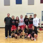 Lovejoy Girls 8th Grade Basketball A falls to Ford in District Tournament 31-32