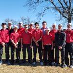 Lovejoy High School Boys Junior Varsity Golf finishes 9th place