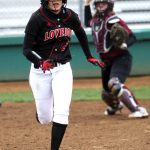 Lovejoy High School Varsity Softball beat Alamo Heights 10-7