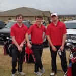 Lovejoy High School Boys Varsity Golf finishes 4th place