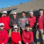 Lovejoy High School Boys Junior Varsity Golf finishes 2nd place