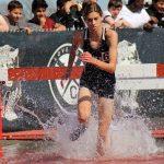 Girls Track makes a Big Splash at Lovejoy Invite