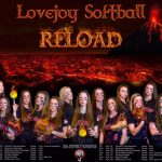 Lovejoy High School Varsity Softball beat McKinney Lions 12-1