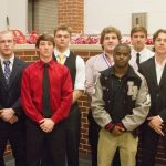 Wrestlers Honored for Outstanding Season at Awards Ceremony!