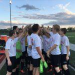 Lovejoy Boys 8th Grade Soccer beat McMillan 7-0