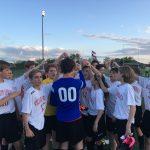 Lovejoy Boys 7th Grade Soccer beat McMillan 6-3