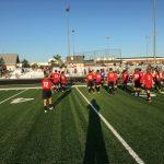 Lovejoy Boys 7th Grade Soccer beat Cain 3-0