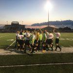 Lovejoy Boys 8th Grade Soccer beat Cain 8-1
