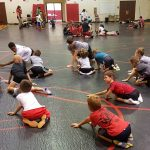 Lovejoy Wrestling Camp of Champions Finishes Today with Camp Tournament!