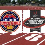 LISD Athletes Compete in Jr Olympics