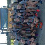 Lovejoy High School Girls Freshman Volleyball Black A ties Highland Park/Hebron 0-0