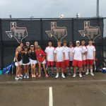 Lovejoy High School Varsity Tennis Team falls to Highland Park High School 18-1