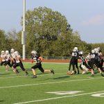 Lovejoy 8th Grade Football 8th Red falls to Rockwall Cain 22-12