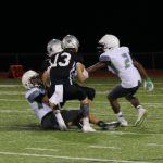 Lovejoy 8th Grade Football Black beat Allen Ford 46-28