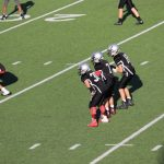 Lovejoy 8th Grade Football 8th Red falls to Wylie McMillan 32-12