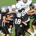 Lovejoy 8th Grade Football 8th Red falls to Allen Ford 22-21