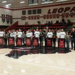 Lovejoy High School Boys Varsity Basketball falls to Highland Park – Senior NIght 65-60