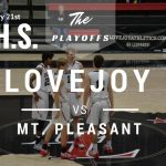 Lovejoy vs Mt. Pleasant – Tuesday, Feb. 21st