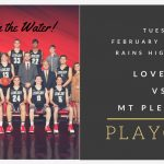 Basketball Playoffs – Lovejoy vs Mt Pleasant on Tuesday