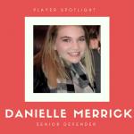 Soccer Spotlight: Danielle Merrick