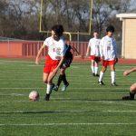 Lovejoy High School Boys Junior Varsity Soccer beat Royse City High School 4-0