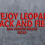 Leopards Shine at Dan Christie Relays