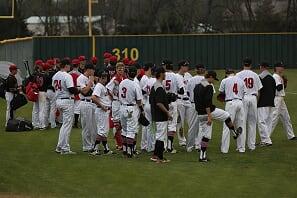 Lovejoy Varsity Baseball vs Highland Park