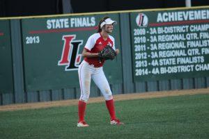Leopard Softball vs. Mesquite Poteet (Avery Cordina)