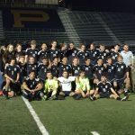 Boys Soccer Win Area Championship