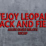 Leopards track team wins four events at Allen Eagle Relays