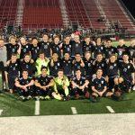 Boys Soccer win Region Quarterfinal