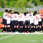 Lovejoy Boys 7th Grade Soccer beat Burnett 2-1