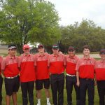 Lovejoy High School Boys Varsity Golf finishes 5th place