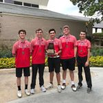 Lovejoy High School Boys Varsity Golf finishes 3rd place