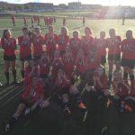 7th Grade Girls Soccer Win 1-0