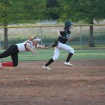 Lovejoy High School Varsity Softball falls to Mesquite Poteet 8-7