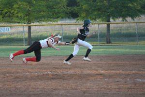 Leopard Softball vs. Mesquite Poteet (Grace Nguyen)