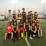 Lovejoy Boys' Track and Field Team Wins Area Championship