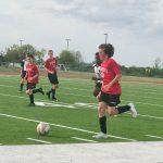 Lovejoy Boys 7th Grade Soccer beat Cain 5-1