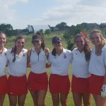 Lovejoy High School Girls Varsity Golf finishes 4th place