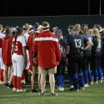 Lovejoy High School Varsity Softball beat Sulphur Springs High School 17-7
