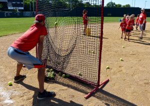 Softball – 2017 Summer Camp