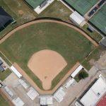 Softball Facility - Drone, Courtesy of Mike Motsney