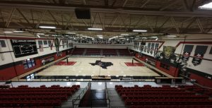 Lovejoy High School Competition Gym