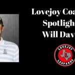 Coaches Spotlight: Will Davis