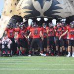 Varsity Football Photos vs Lone Star Posted