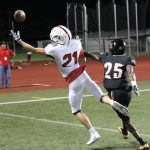 Varsity Football Photos vs West Mesquite Posted