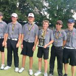Lovejoy High School Boys Varsity Golf finishes 1st place