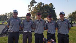 Texarkana Boys Golf